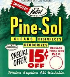 1957 Pine-Sol Image