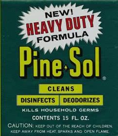 1969 Pine-Sol Image