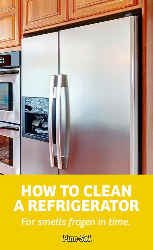 How To Clean A Refrigerator Pine Sol 174