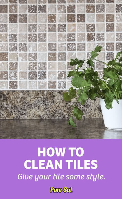How To Clean Tile Pine Sol 174