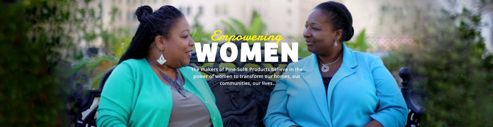 Powerful Women Who Make A Difference Pine Sol 174