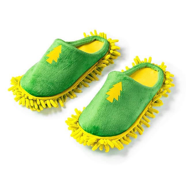 Mop and Move Slippers