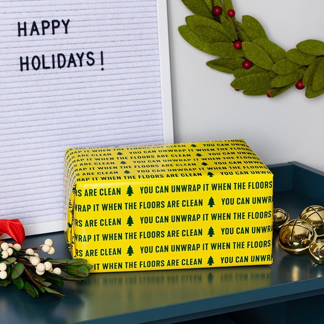 'That's A Wrap' Wrapping Paper